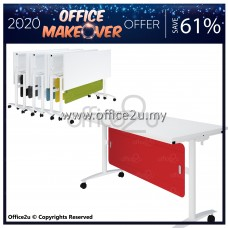 [ 2020 OFFICE MAKEOVER OFFER ] FT-WB1560 FOLDABLE TRAINING TABLE