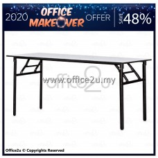 [ 2020 OFFICE MAKEOVER OFFER ] VF RECTANGULAR FOLDING TABLE