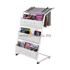 NM-535 NEWSPAPER & MAGAZINE RACK