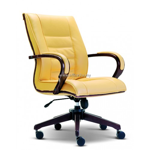 BAAS LEATHER CHAIR