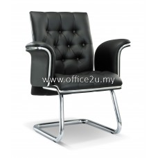 CEO VISITOR LEATHER CHAIR