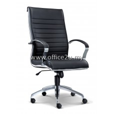 DIRECTIV LEATHER CHAIR