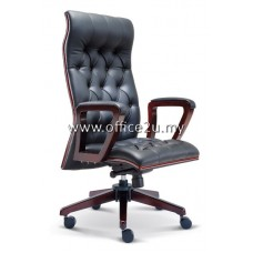 DUTY LEATHER CHAIR
