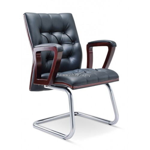DUTY VISITOR LEATHER CHAIR