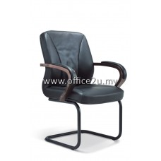 FORTUNE VISITOR LEATHER CHAIR