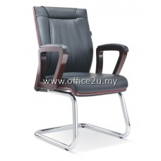 FREE VISITOR LEATHER CHAIR
