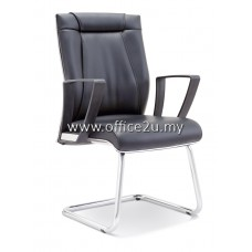 GREATER VISITOR LEATHER CHAIR