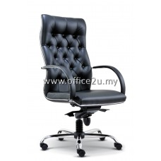 MORO LEATHER CHAIR