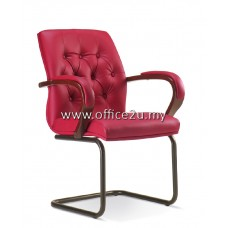 RITZ VISITOR LEATHER CHAIR