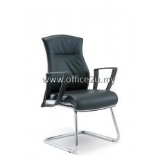VICTO VISITOR LEATHER CHAIR