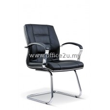 VITO VISITOR LEATHER CHAIR