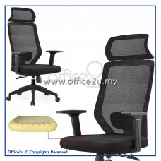 NIGEL HIGHBACK MESH CHAIR