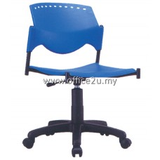 E-328 TYPIST CHAIR - POLYPROPRENE