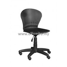 NXS-304 TYPIST CHAIR - POLYPROPRENE