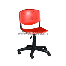 NXS-404 TYPIST CHAIR - POLYPROPRENE