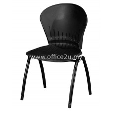 NXS-301 STACKABLE CHAIR - POLYPROPRENE