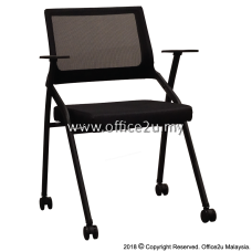 OXFORD TRAINING FOLDABLE CHAIR (MESH BACK)