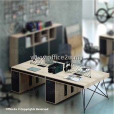 JUHO SERIES 4-SEATERS WORKSTATION : JUHO-4