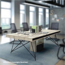 JUHO SERIES RECTANGULAR MEETING TABLE : JUHO-MT