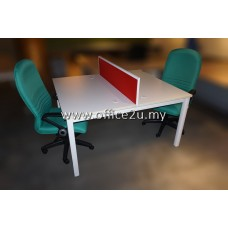 SHOWROOM CLEARANCE - 2-SEATERS WORKSTATION (LIMITED TO 1 SET ONLY)