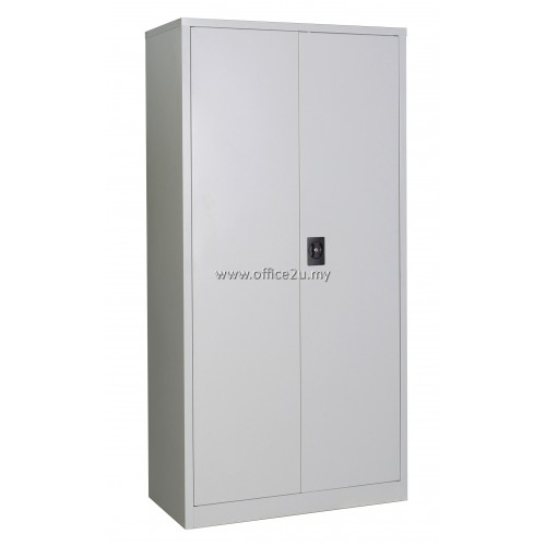 C-118 FULL HEIGHT STEEL CUPBOARD WITH STEEL SWINGING DOOR