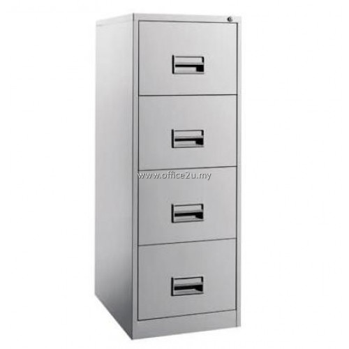 C-106/A 4-DRAWERS STEEL FILING CABINET