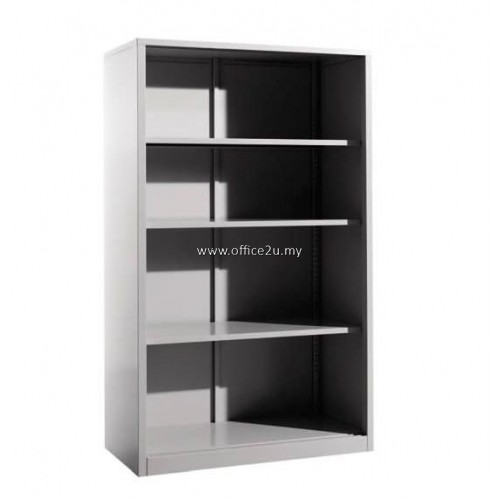 C-118WD FULL HEIGHT STEEL CUPBOARD WITHOUT DOOR