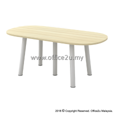 BO OVAL MEETING TABLE