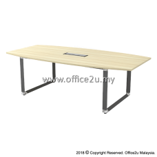 OBB OVERJOY SERIES BOAT-SHAPE CONFERENCE TABLE