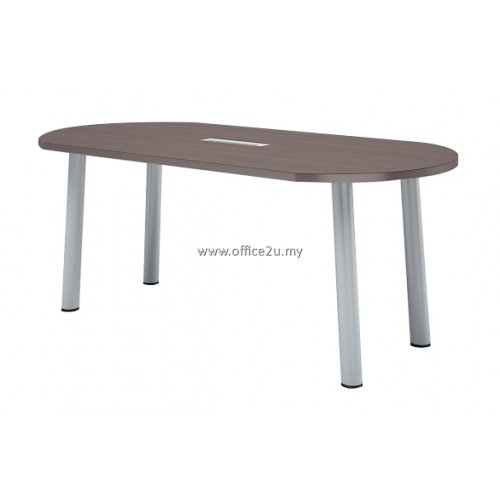 QO OVAL MEETING TABLE