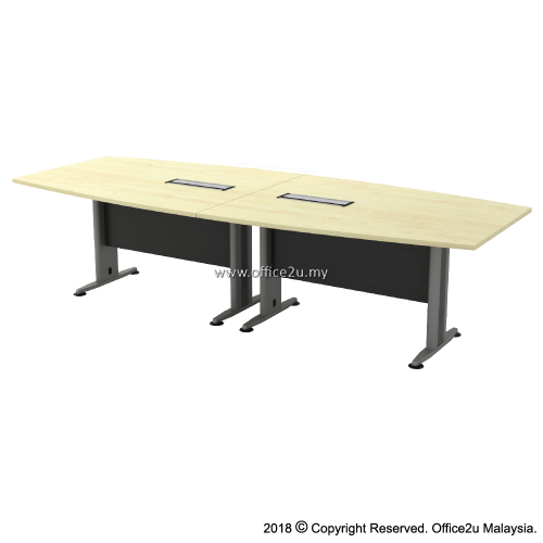 TBB-30 BOAT-SHAPE CONFERENCE TABLE