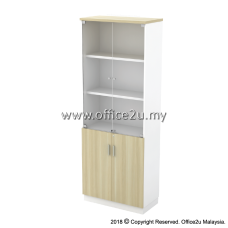 B-YGD21 SWINGING GLASS DOOR HIGH CABINET