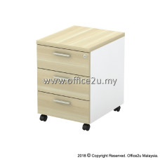 B-YM3 MOBILE PEDESTAL 3-DRAWERS (3D)