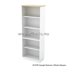 B-YO21 OPEN SHELF HIGH CABINET