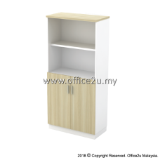 B-YOD17 SEMI SWINGING DOOR MEDIUM CABINET