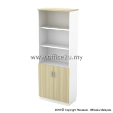 B-YOD21 SEMI SWINGING DOOR HIGH CABINET