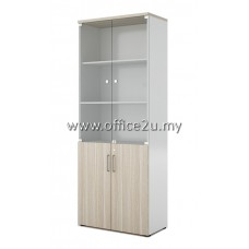 BB-2025 BILLY SERIES BOOKSHELF CABINET WITH GLASS DOOR
