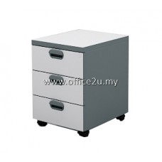 AM-3 BUDGET SERIES MOBILE PEDESTAL 3-DRAWERS