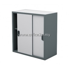 AS-808 BUDGET SERIES LOW SLIDING DOOR CABINET