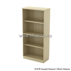 Q-YO17-BA OPEN SHELF MEDIUM CABINET