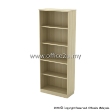 Q-YO21-BA OPEN SHELF HIGH CABINET