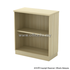 Q-YO9-BA OPEN SHELF LOW CABINET