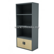 GB-741 GREAT SERIES BOOKSHELF CABINET