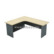 GL-M BUDGET SERIES COMPACT L-SHAPE TABLE