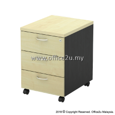 T-YM3 MOBILE PEDESTAL 3-DRAWERS (3D)