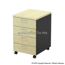 T-YMP4 MOBILE PEDESTAL 4-DRAWERS (4D)