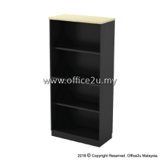 T-YO17 OPEN SHELF MEDIUM CABINET
