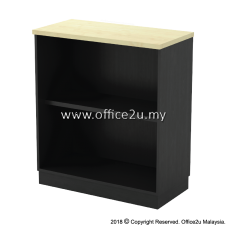 T-YO9 OPEN SHELF LOW CABINET