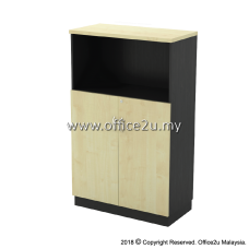 T-YOD13 SEMI SWINGING DOOR MEDIUM CABINET