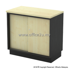 T-YS875 SLIDING DOOR LOW CABINET (HEIGHT : 750mm)